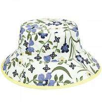 Florence Reversible Cotton Bucket Hat