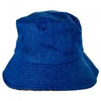 Lola Cotton Reversible Bucket Hat