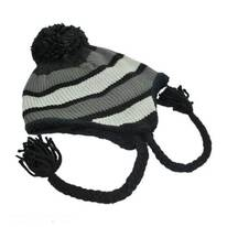 Alpine Run Knit Peruvian Beanie Hat