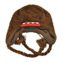 Domo Face Peruvian Beanie Hat