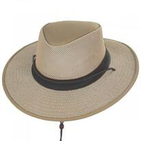 Adventurer Crushable Outback with Chinstrap Hat