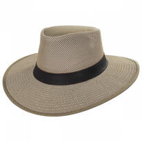 Adventurer Crushable Mesh Outback Hat