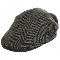 Wales Herringbone Wool Ivy Cap