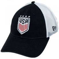 Team Truckered USWNST 9Fifty Snapback Baseball Cap