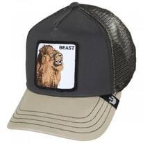 Beast Mesh Trucker Snapback Baseball Cap