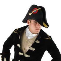 Admiral Bicorn Military Hat
