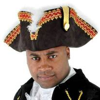 Gov-Nah Tricorn Hat
