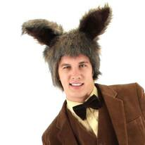 March Hare Ears Hat