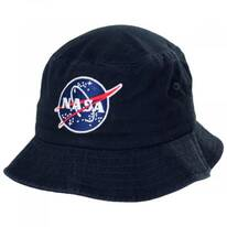 NASA Cotton Twill Bucket Hat