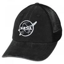 Raglan Bones NASA Trucker Baseball Cap