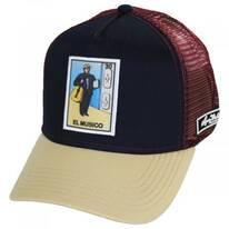 Loteria El Musico Snapback Trucker Baseball Cap