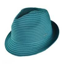 Spiral Tex Arnold Trilby Fedora Hat