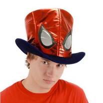 Spider Man Top Hat