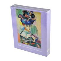 Henri Matisse Woman with a Hat Puzzle