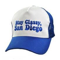 Stay Classy, San Diego Adjustable Baseball Cap