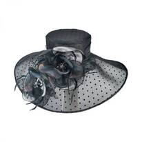 Alyssa Boater Hat