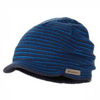 Northern Peak Knit Acrylic Visor Beanie Hat