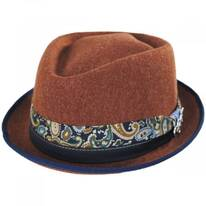 Cast ProvatoKnit Crushable Fedora Hat