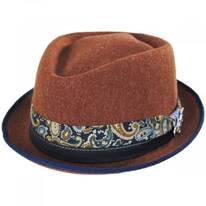 Cast ProvatoKnit Crushable Fedora Hat