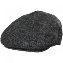 Confetti Tweed Wool Blend Ivy Cap