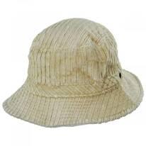 Hardy Cotton Corduroy Bucket Hat