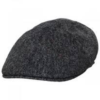 Casch Tweed Wool Pub Ivy Cap