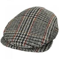 Xander Harris Tweed Wool Earflap Ivy Cap