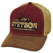 On The Road Cotton Trucker Snapback Baseball Cap