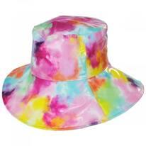Vibrante Vinyl Rain Bucket Hat