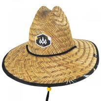Youth Dipper Straw Lifeguard Hat