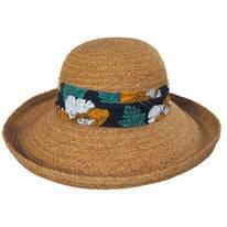 Yachting Raffia Straw Sun Hat