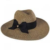 Catalina Toyo Straw Blend Fedora Hat