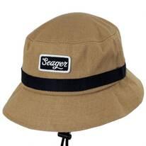 The Chum Canvas Hemp/Cotton Blend Bucket Hat