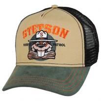 Forest Patrol Mesh Trucker Snapback Baseball Cap