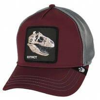 Extinct Mesh Trucker Snapback Baseball Cap