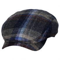 Robert Noble Plaid Scottish Wool Ivy Cap