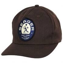 Dylan Hemp and Cotton Blend Snapback Baseball Cap