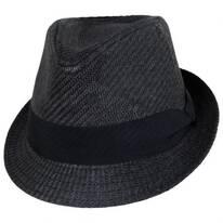 Stingy Brim Toyo Straw Fedora Hat