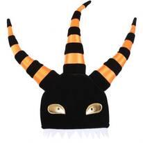 The Nightmare Before Christmas Harlequin Demon Plush Hat
