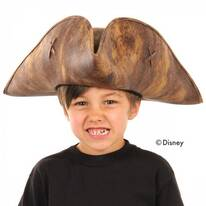 Kids' Pirates of the Caribbean Jack Sparrow Tricorn Hat