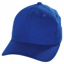 Combed Twill MidPro FlexFit Fitted Baseball Cap